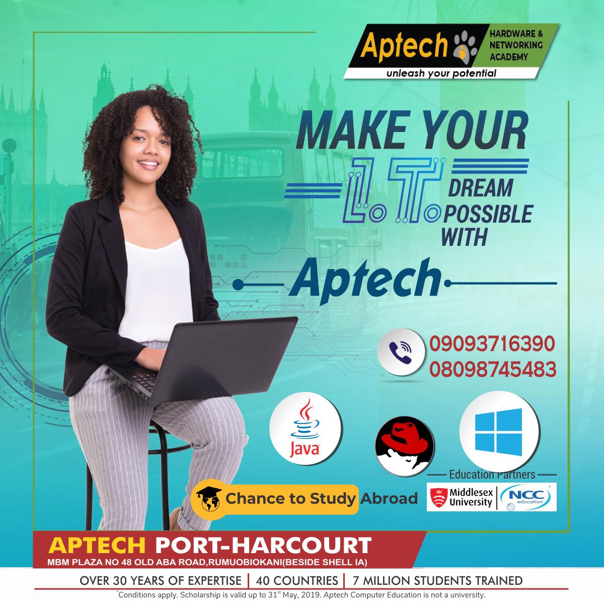 Aptech Port harcourt